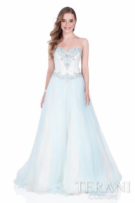3cf537ca69 Terani Prom 1611P1105 Terani Prom Bella Sposa Bridal