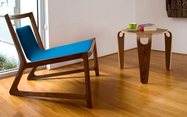 Amore Mio - Chair Design by Jon Goulder