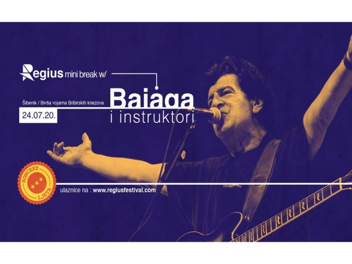 Turisticki Portal Planiraj Com Koncert Ljeta U Sibeniku Bajaga I Instruktori In 2020 Movie Posters Movies Poster