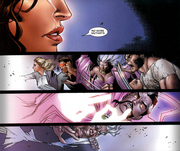 House Of M By Brian Michael Bendis And Olivier Coipel Superhero Graphic Superhero Stories Graphic Novel