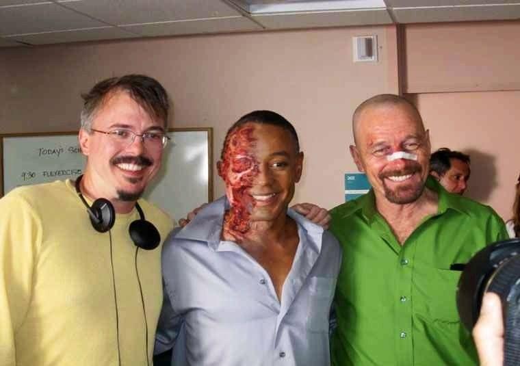 Gus, Walt....Season 4 ep.13. ♿ding ding ding ding ...