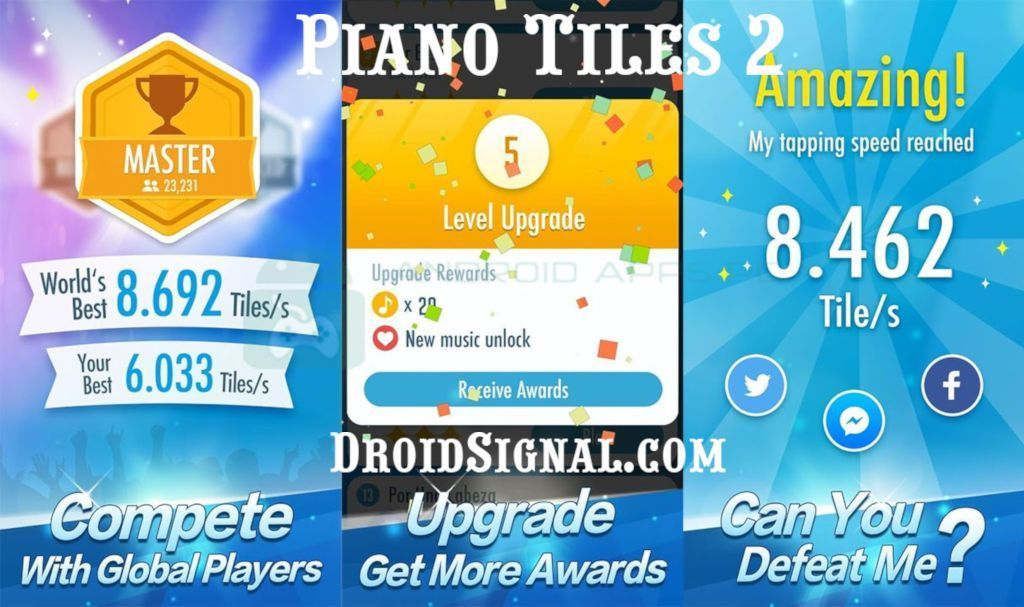 Free Download PianoTiles2 Mod Apk (Don't Tap…2) with