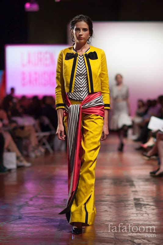 Aica Sf Stylenow 2014 Fashion Show Roaring To The Next Level Fashion Fashion Design 2014 Fashion