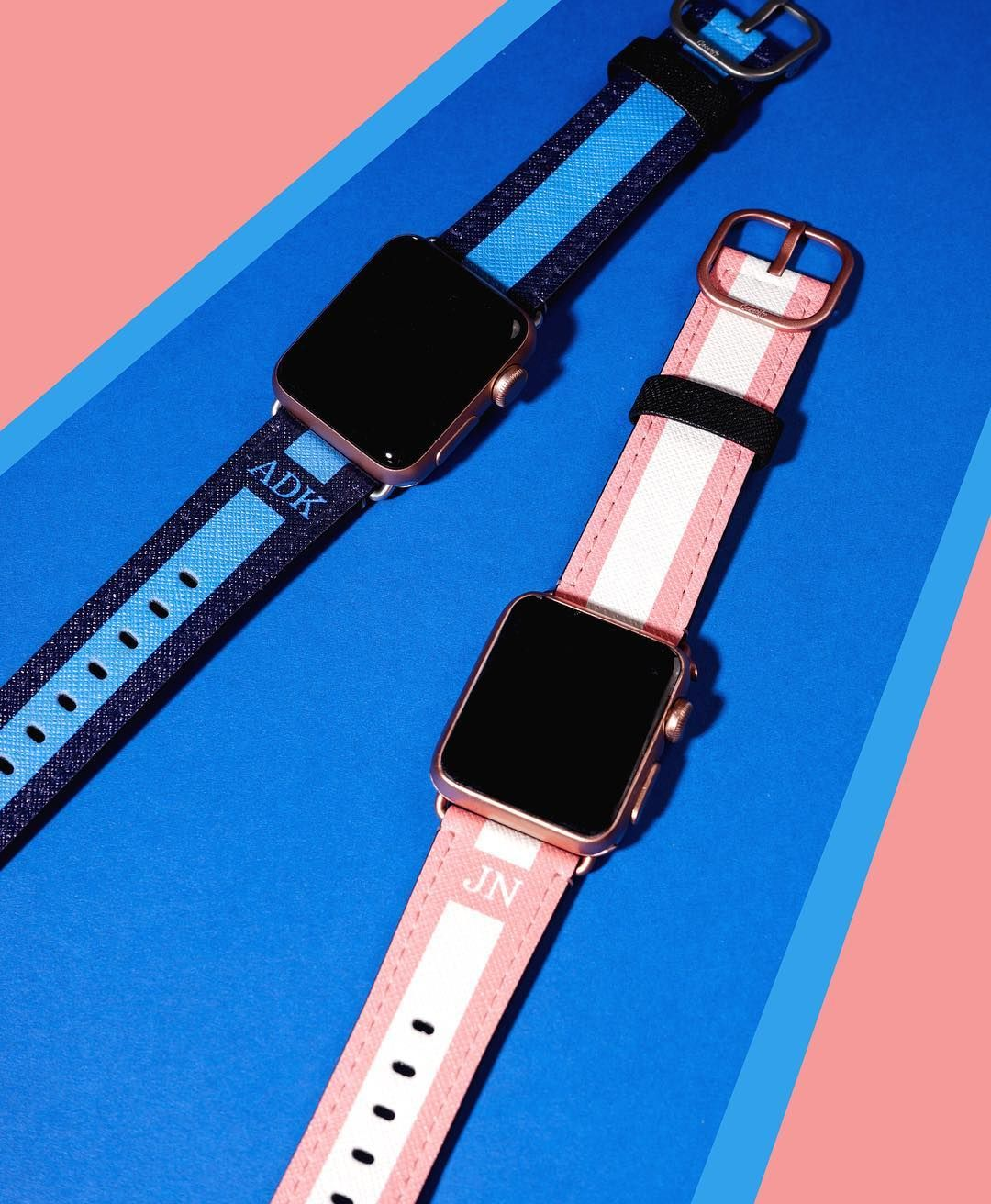 Sleek Chic Original You Comingsoon Customcasetify Monogram Casetifybands Custom Cute Apple Watch Bands Apple Watch Bands Apple Accessories