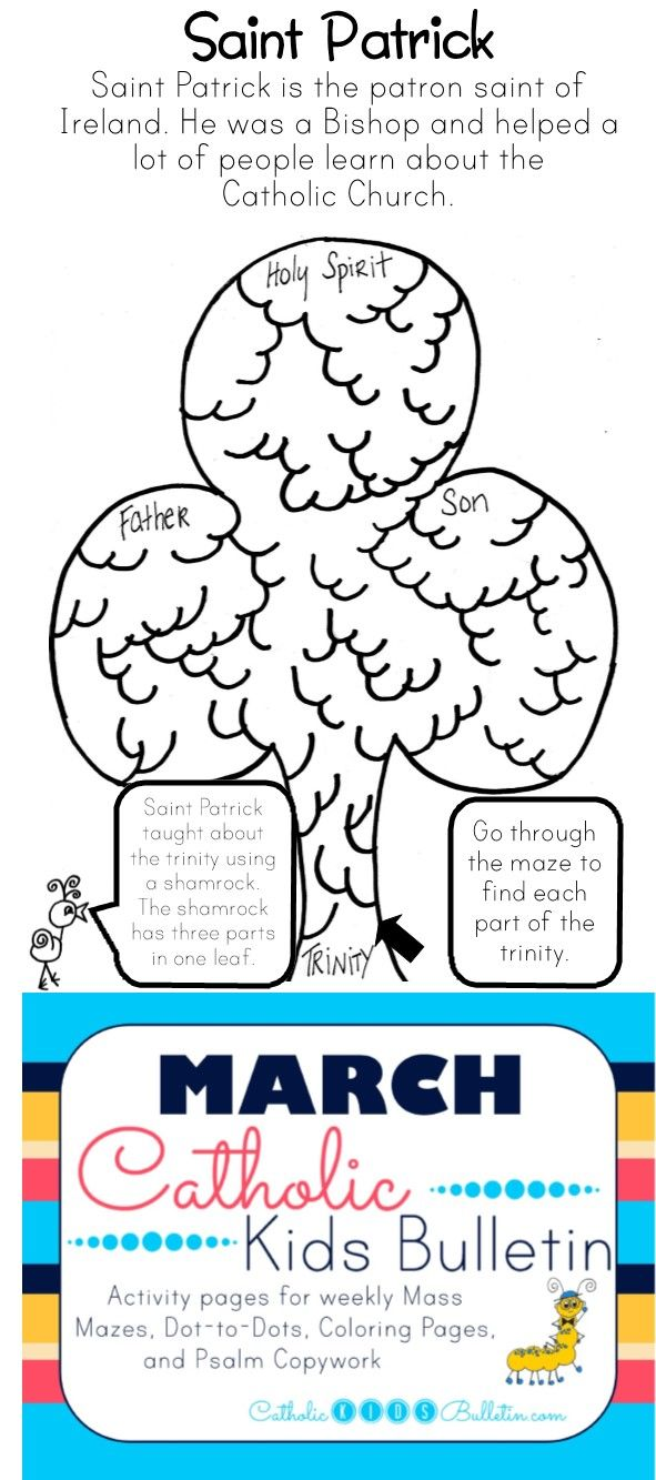 Free Printable coloring pages and activity bulletins for kids to use ...