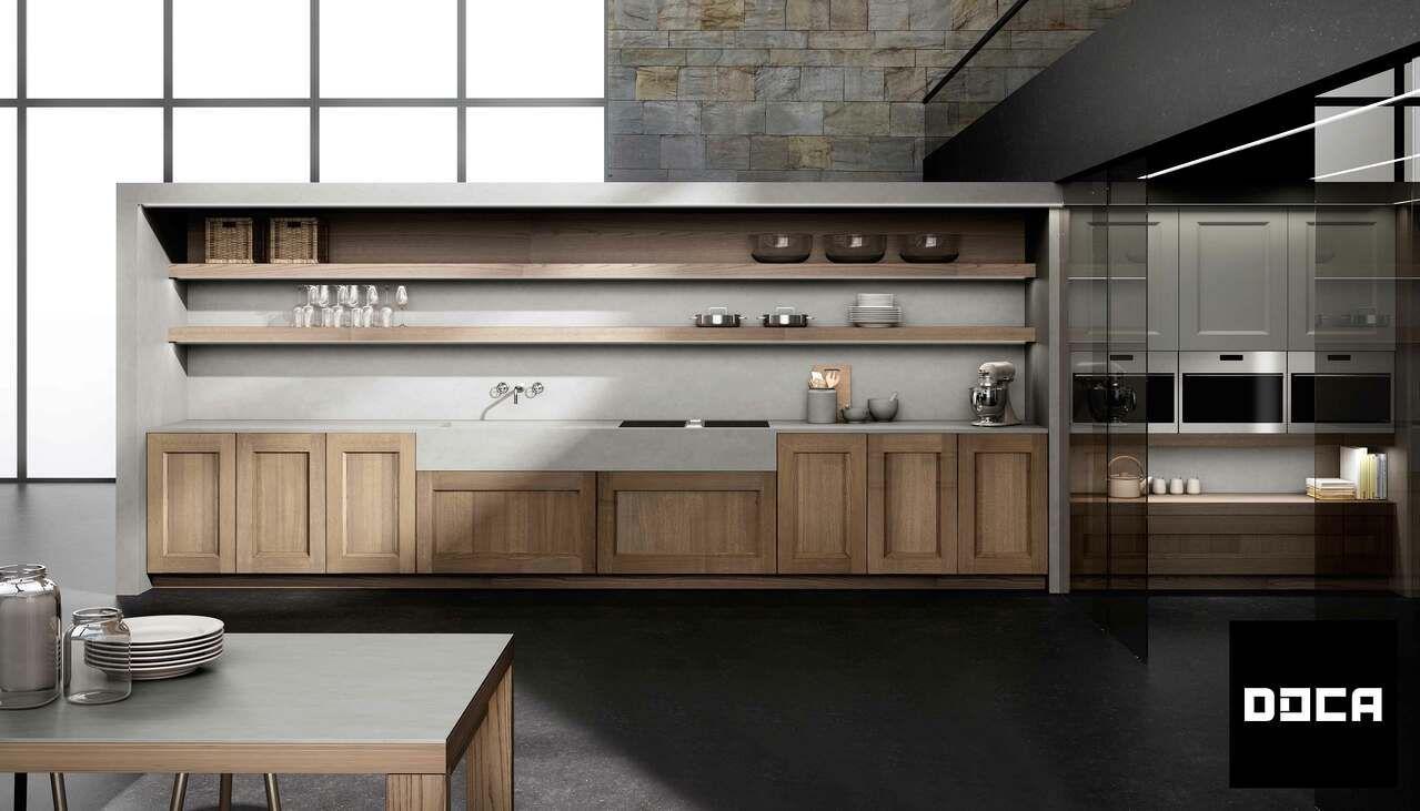 3 Timeless Luxury Spanish Kitchen Designs By Doca Kuchendesign Kucheneinrichtung Und Moderne Kuche