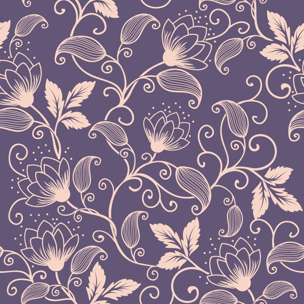 Compre Papel De Parede Floral Lindos Modelos Floridos Para Sala  -> Papel De Parede Sala Floral