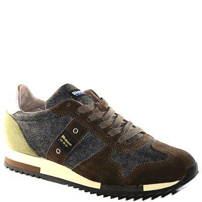 #Sneaker in camoscio grigio