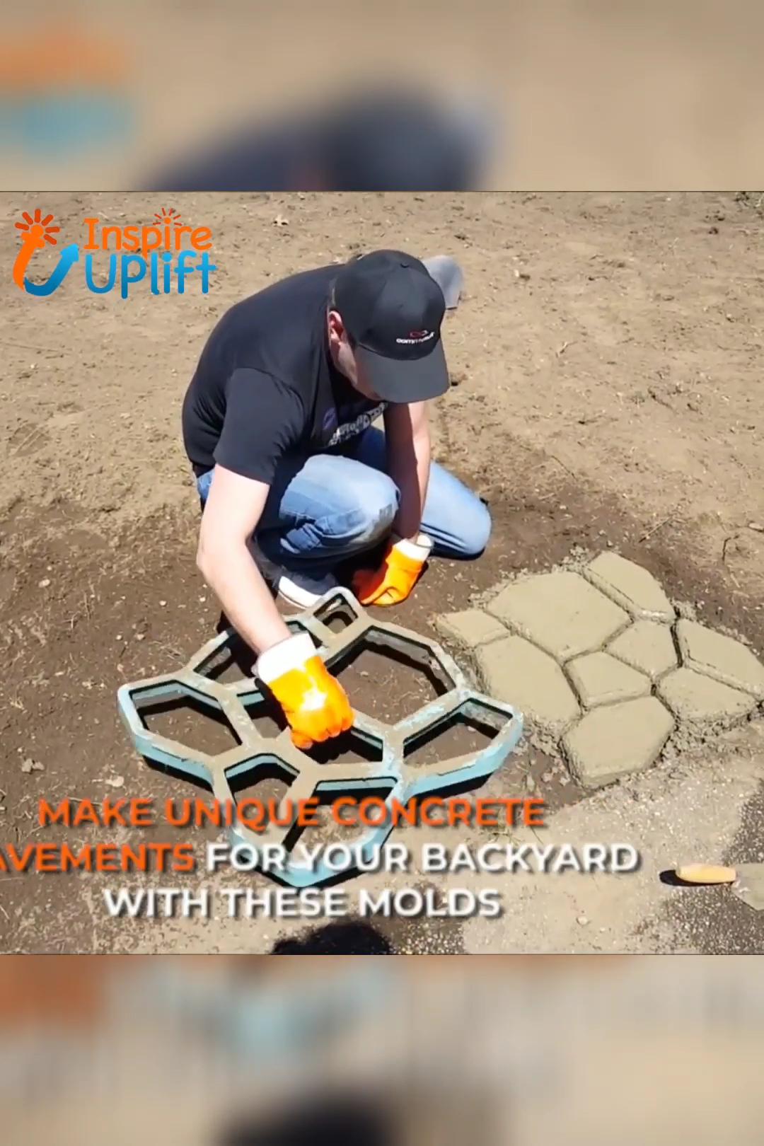Garden Path Maker Mold �
