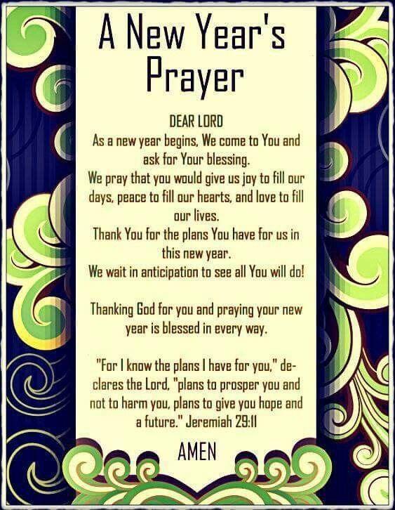 A New Years Prayer. .   Prayers   Pinterest   Dios and Wisdom