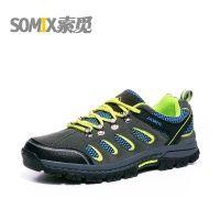 2016 Spring Breathable Brand 20dollarbuy Merrellings Hiking Shoes Men Women Walking Sport Trekking Outdoor Shoes Women HIking Boots