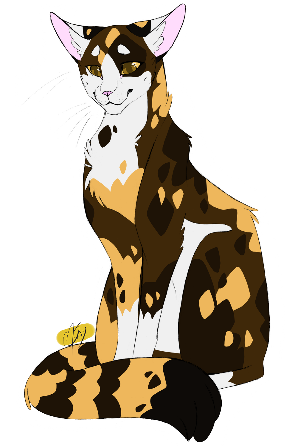 Warrior Cats With Images Warrior Cat Drawings