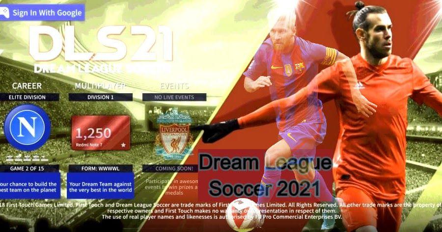 Best Dream League Soccer 2021 (dls 21) Mod Apk Obb