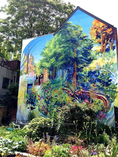 I Love Murals: Garden Of Delight [blogpost]