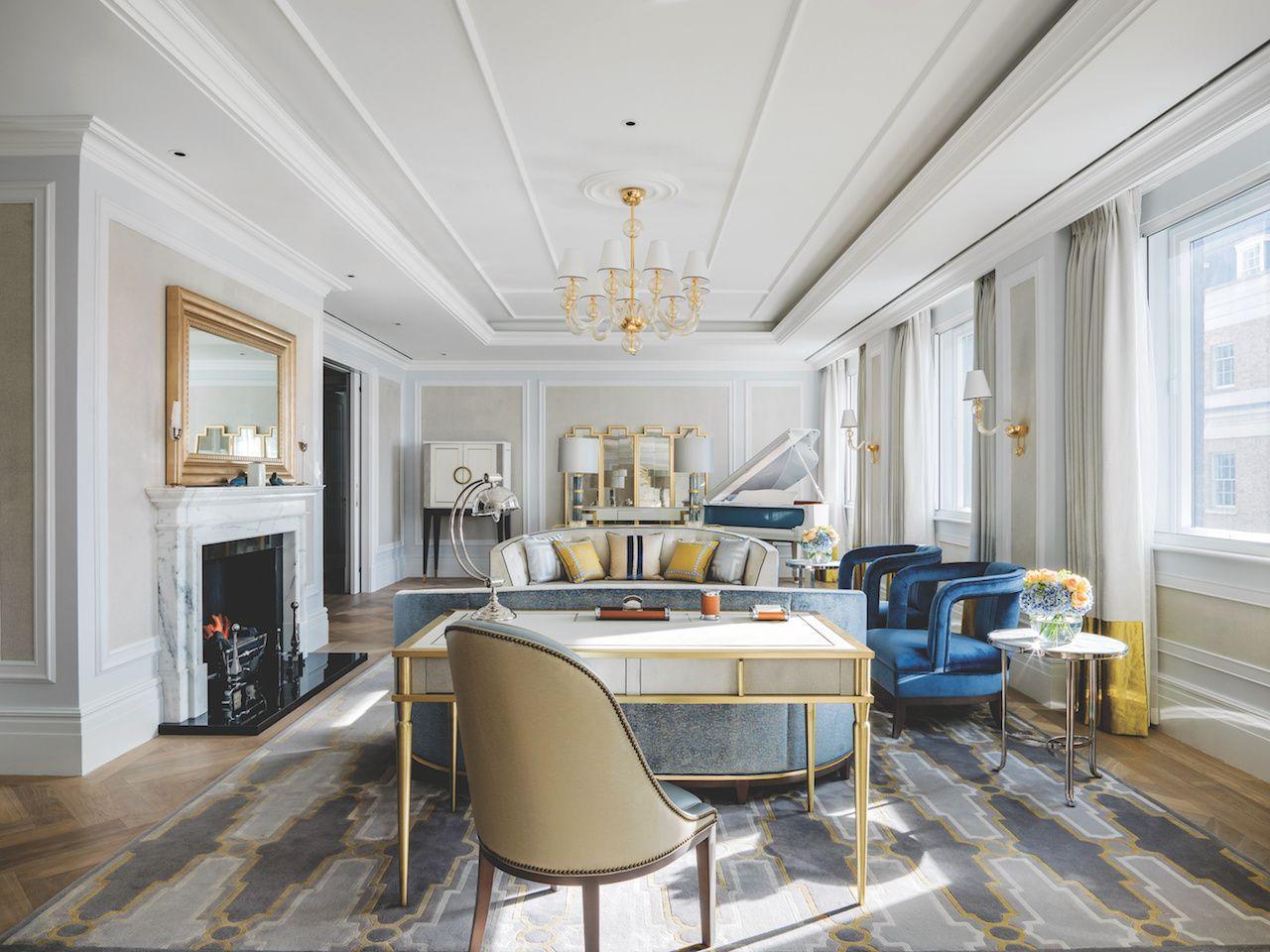Suites donde pasar una noche de lujo en londres suites - Apartamentos lujo londres ...