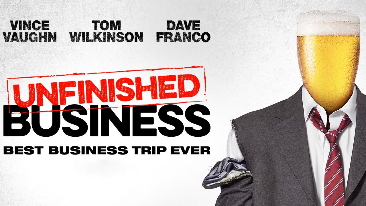 Big Business – Außer Spesen nichts gewesen (Unfinished Business ...