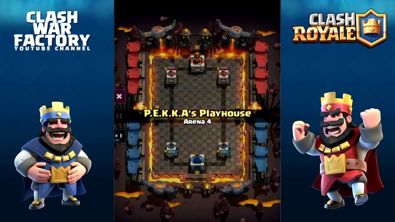 Clash royale arena 4 low average elixir cost deck