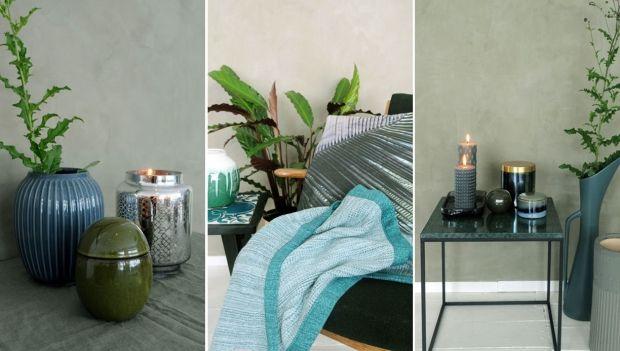 Indret dit hjem med farven grøn | SØNDAG
