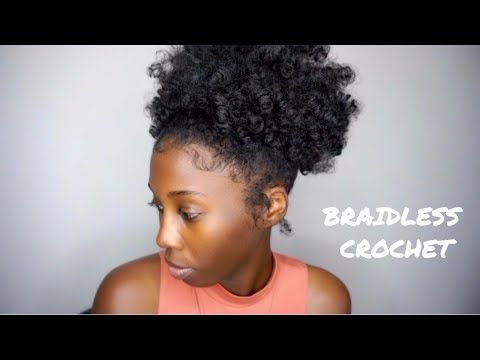30+ Make a ponytail with crochet hair trends