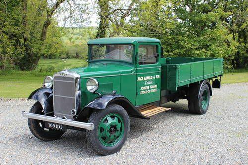 Morris Commercial Type C (1933)