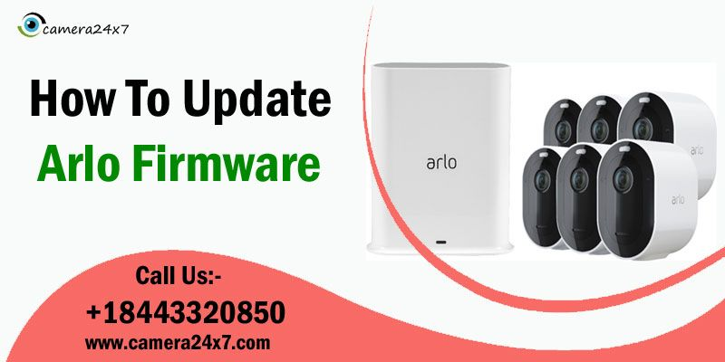 How to update arlo firmware manually firmware camera