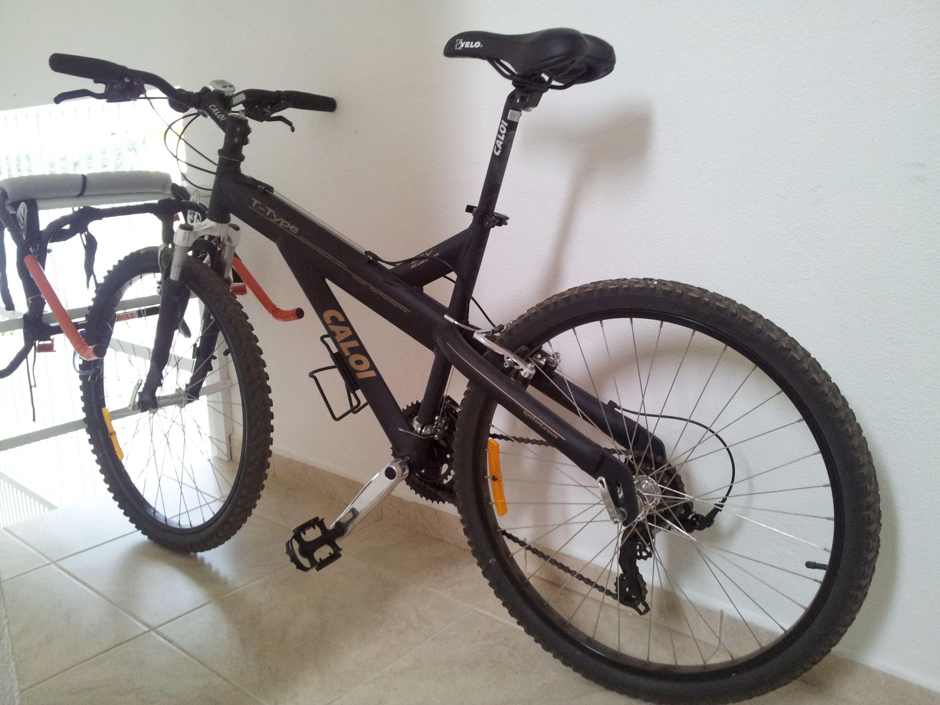 Caloi T Type Tipos De Bicicletas Ciclismo Bicicleta Usada
