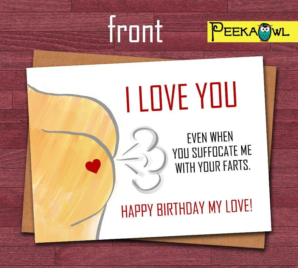 Instant Download Funny Birthday Card Girlfriend Wife Etsy In 2021 Funny Birthday Cards Birthday Cards For Her Birthday Humor