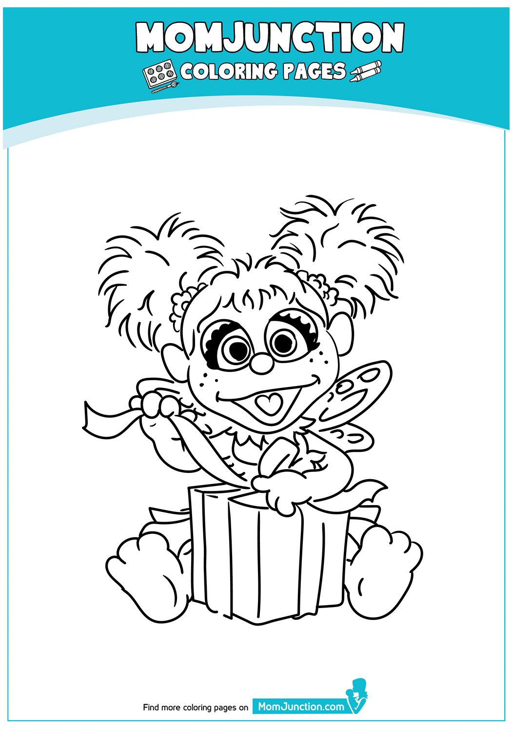 Top 15 Free Printable Sesame Street Coloring Pages Online ...