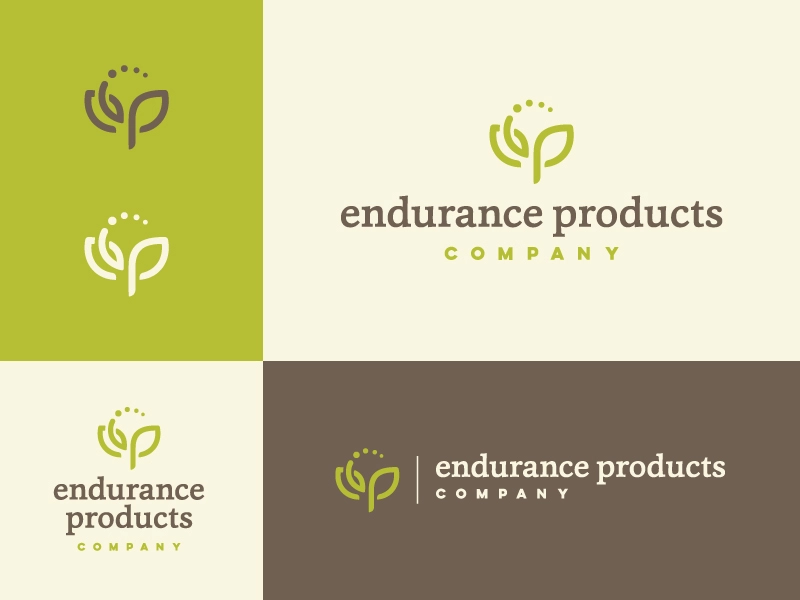 Endurance Products Co. Logo Variants Show, tell, Logos