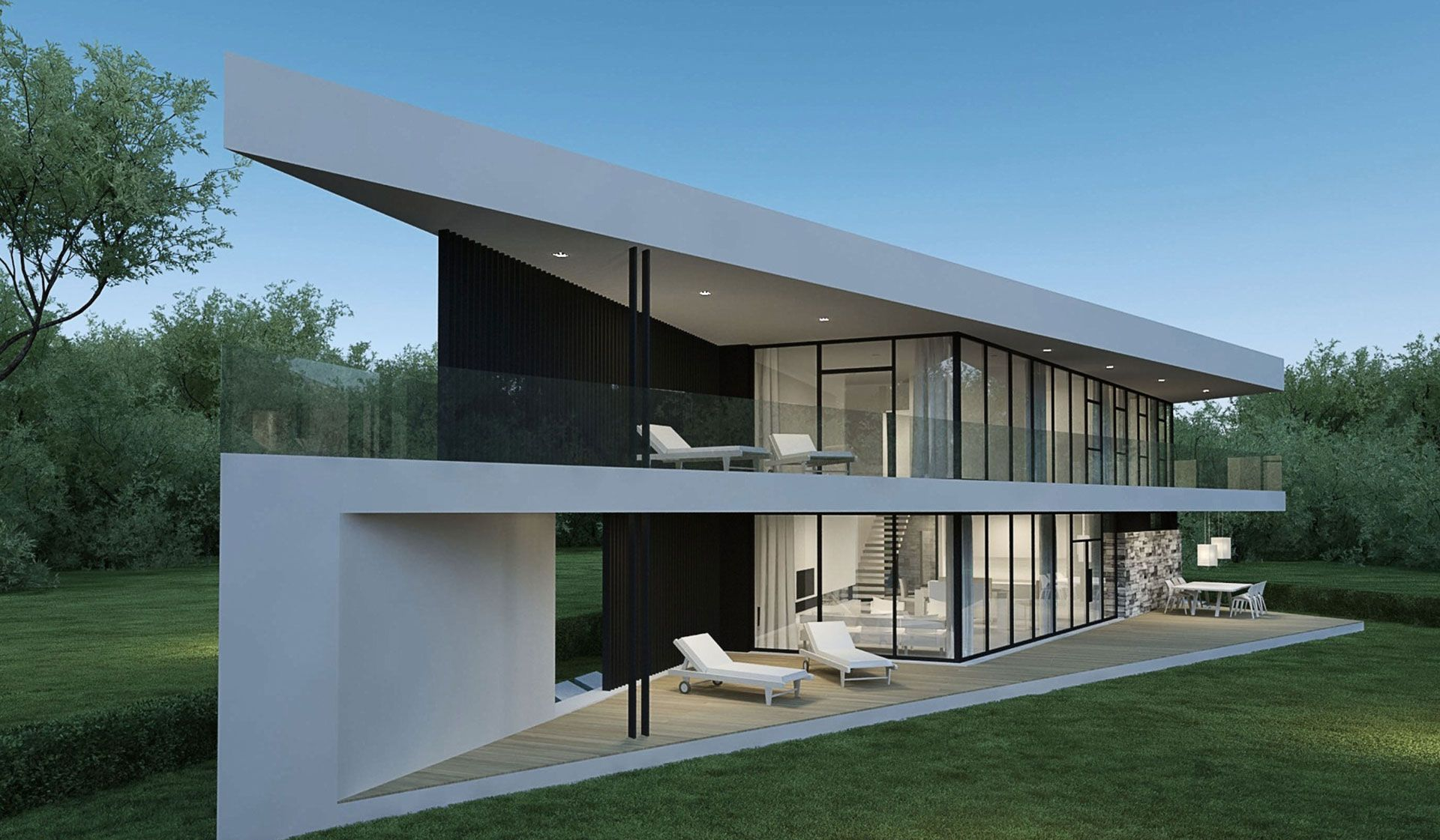 Triangle House In 2020 Triangle House Modern House