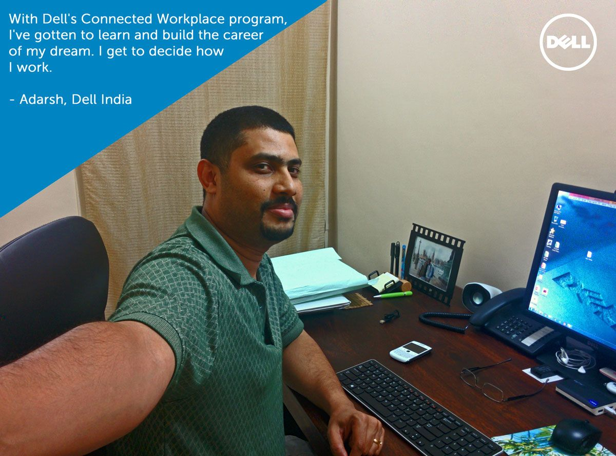 Meet Adarsh from our India team! He is one among thousands