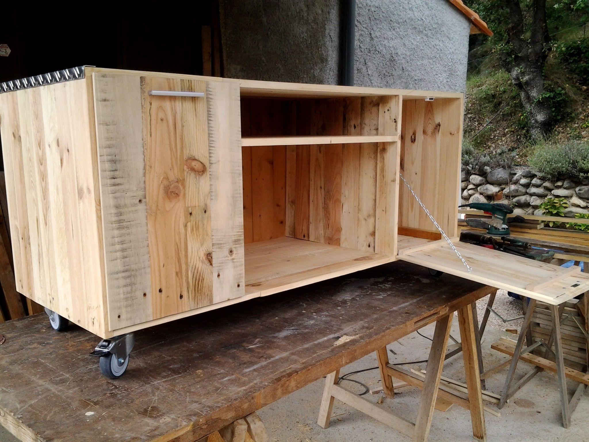 plan pour meuble en palette ideas