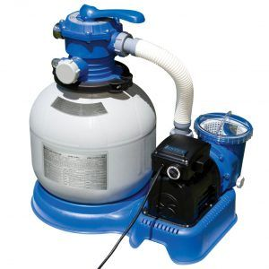 Small Swimming Pool Filter System
