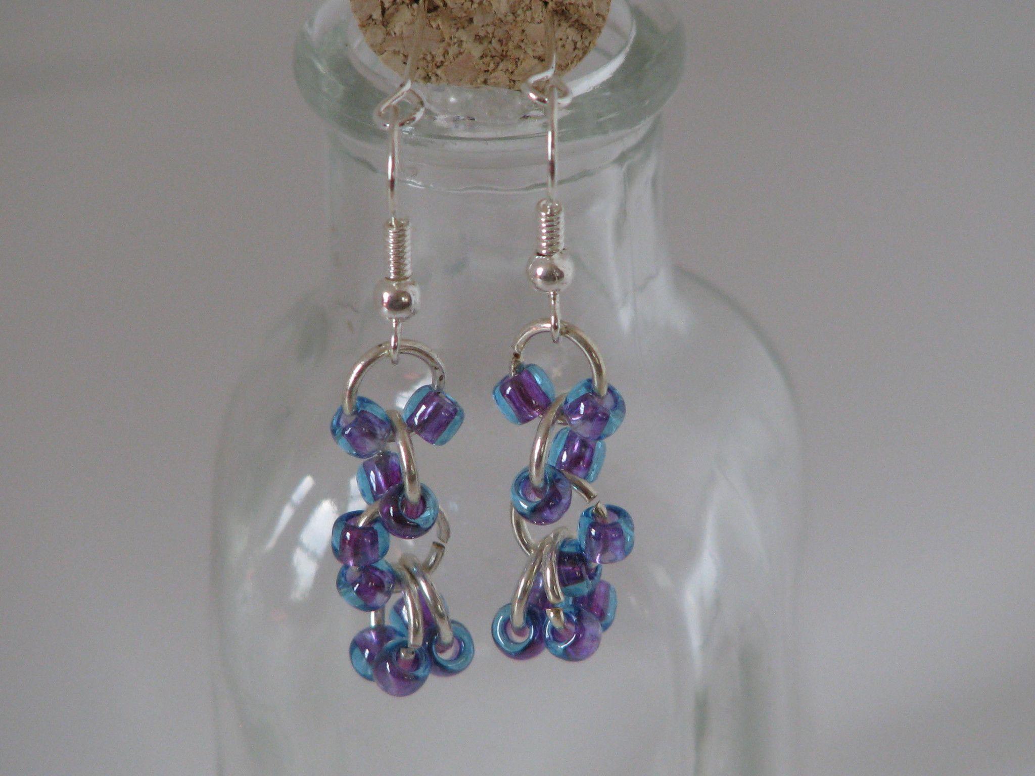 Earrings in a Bottle