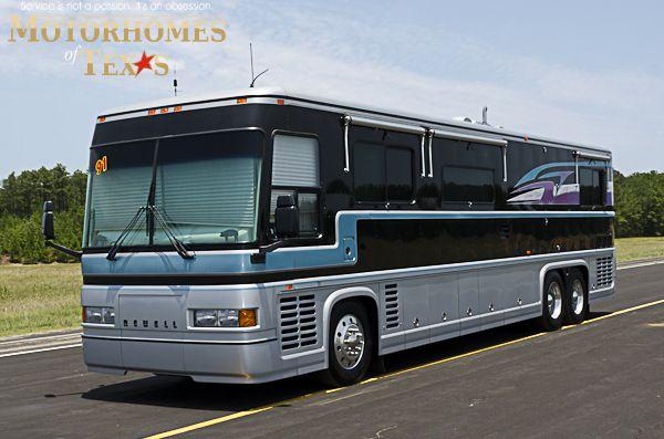 1991 Newell Coach 40' #P1066 | Newell Coaches | Luxury