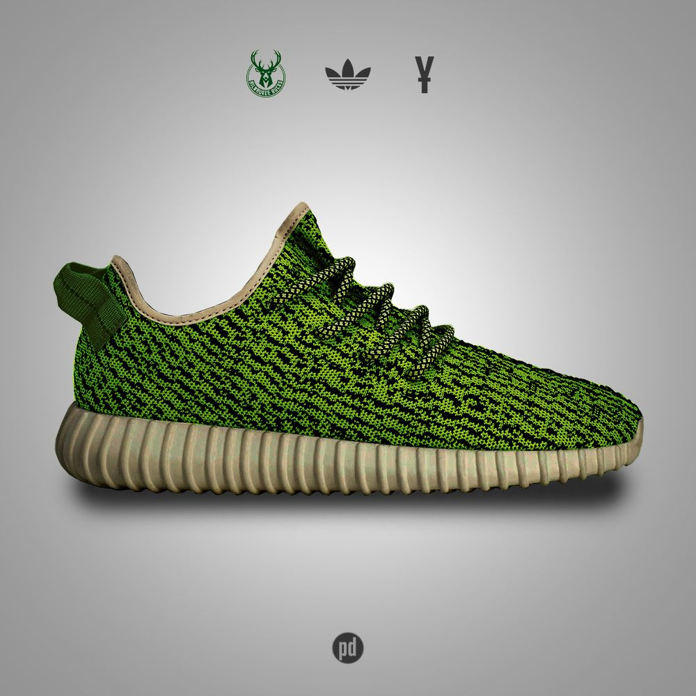 Here's What The adidas Yeezy 350 Boost Would Look Like In NBA Team  Colorways 2