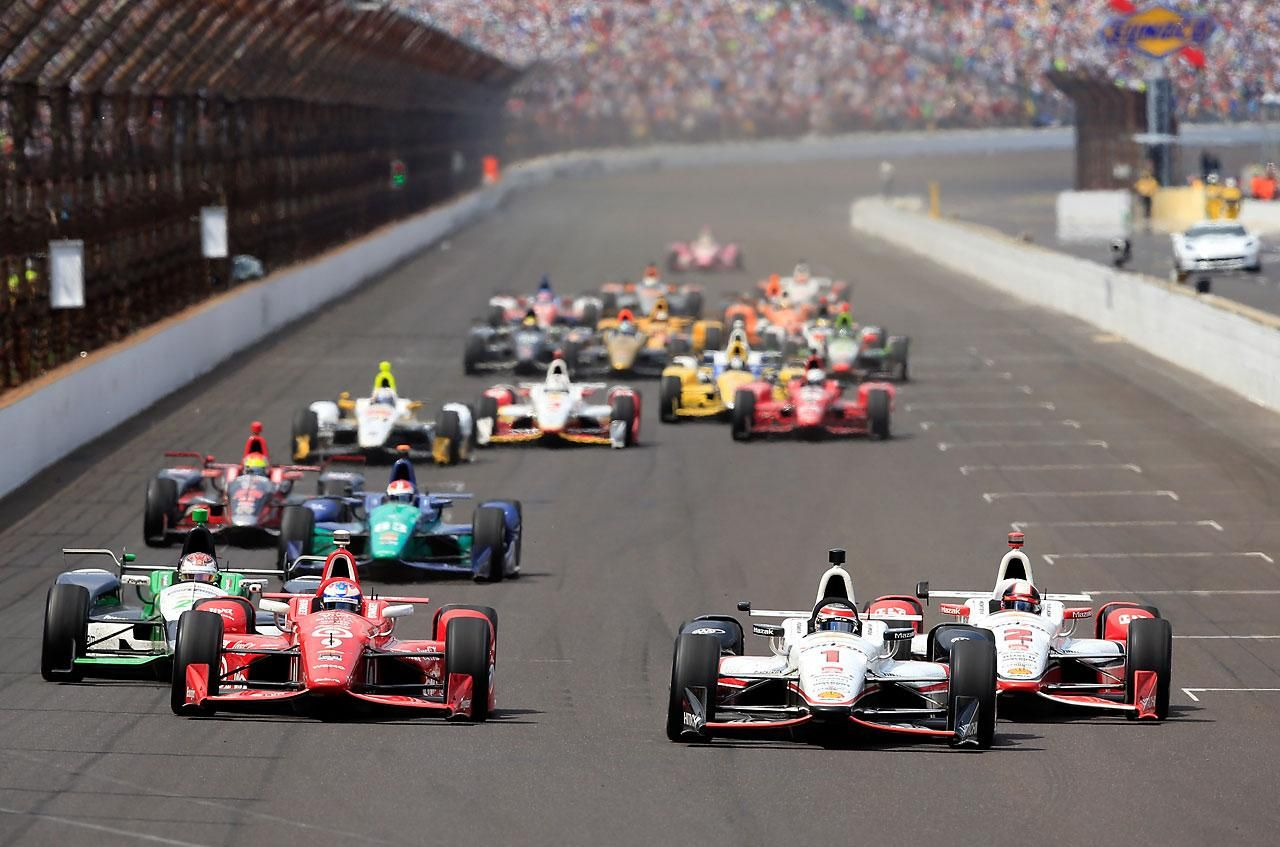 Photos of the 2015 Indianapolis 500