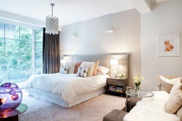 105 Schlafzimmer Ideen zur Einrichtung und Wandgestaltung - schlafzimmer ideen einrichtung