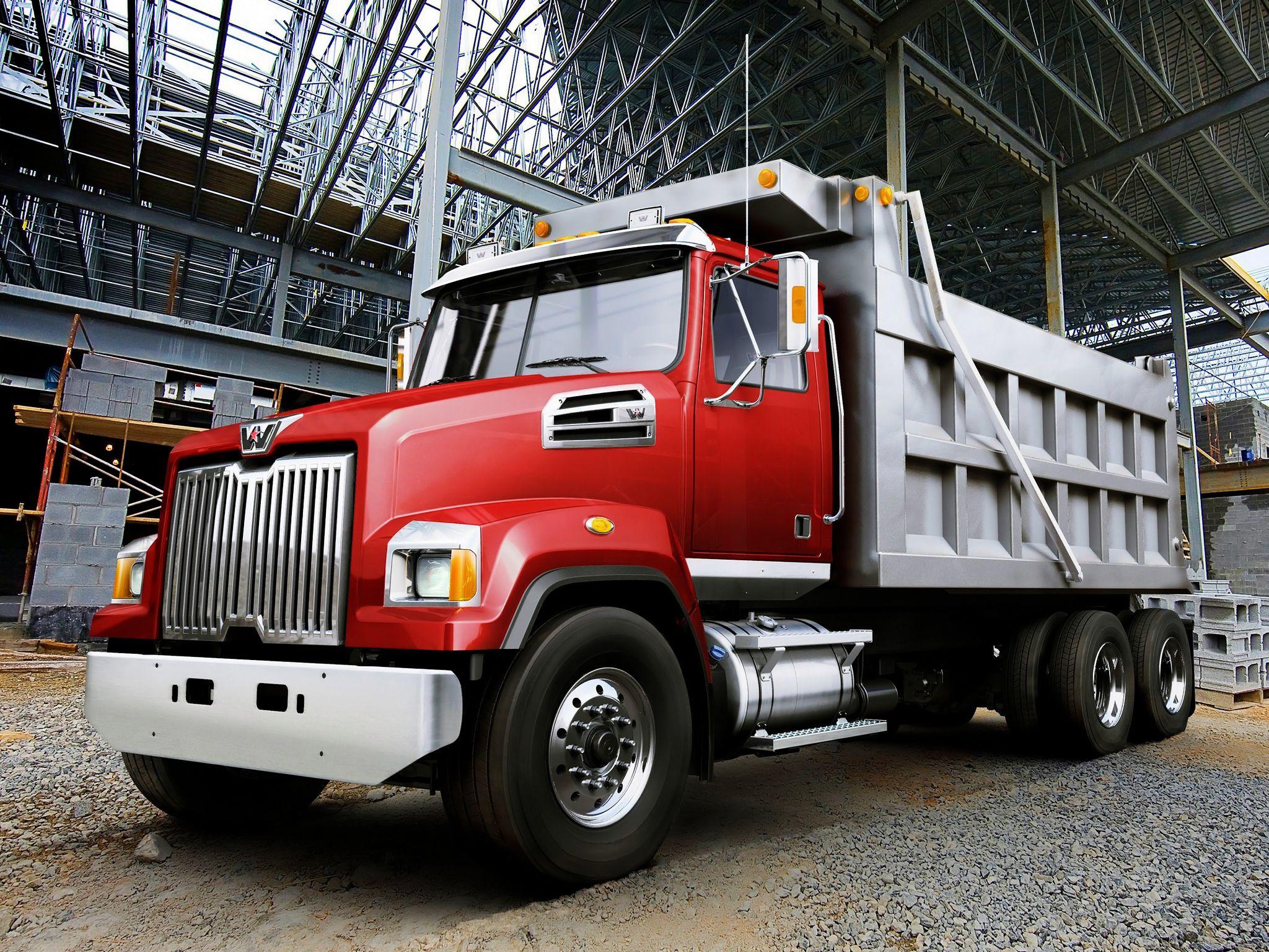 Western Star 4700 Set Forward Dump Truck Western Star Trucks