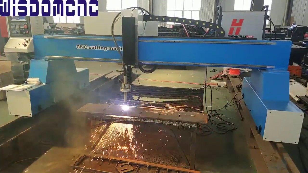 Pin On Gantry Type Cnc Plasma Cutting Machine For Metal