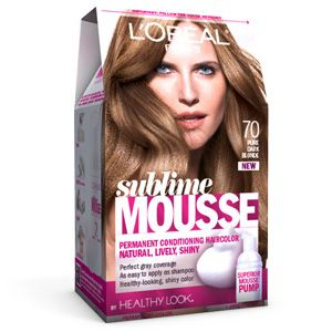 Sublime Mousse by Healthy Look - Conditioning Foam Hair Color - L ...