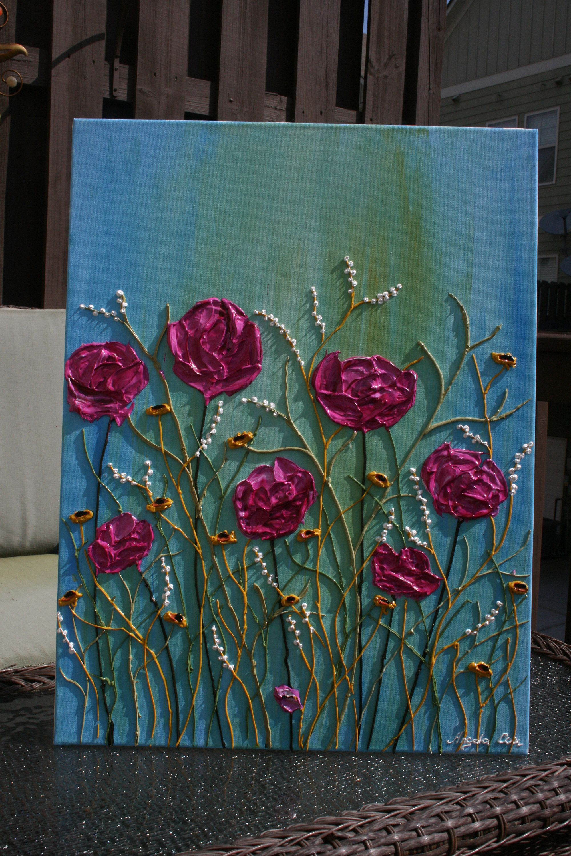 Image result for three paintings different sizes