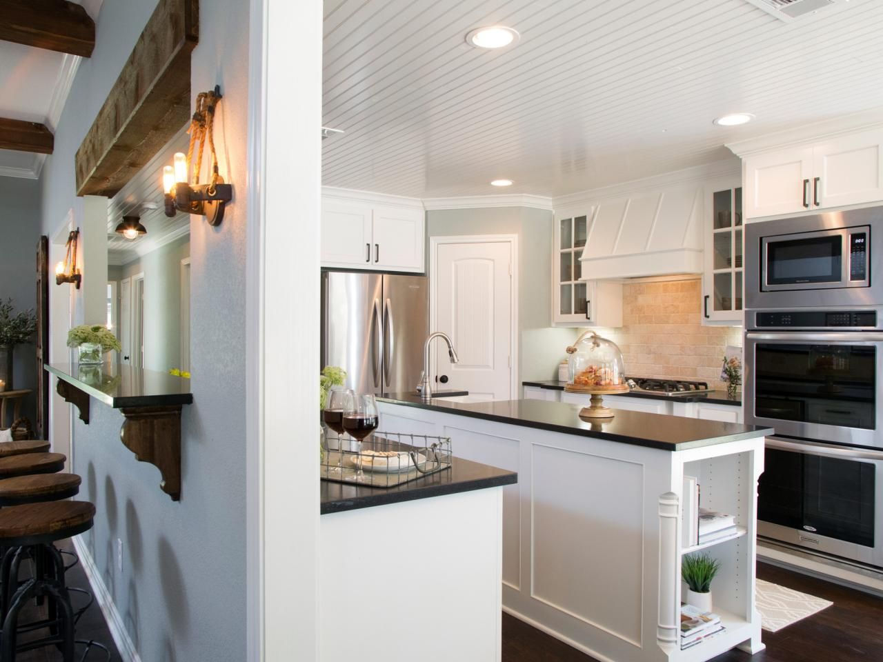 Fixer Upper: Yours, Mine, Ours and a Home on the River | Pinterest
