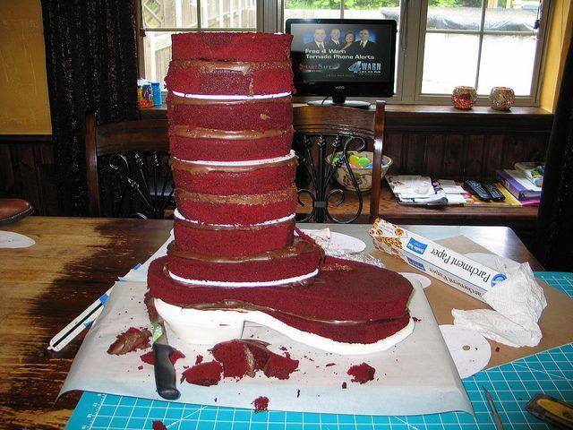 Best 25 Cowboy boot cake ideas