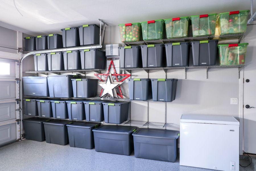 Organized Garage - Lil' Luna