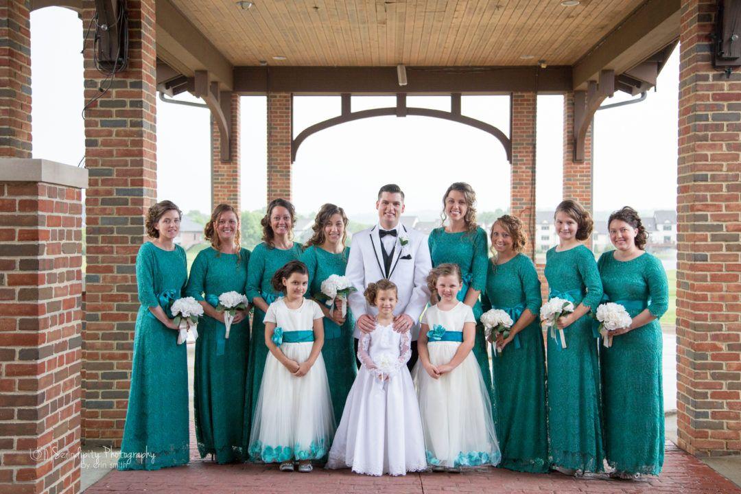 Real Wedding: Ashlyn's Fairy Tale Day