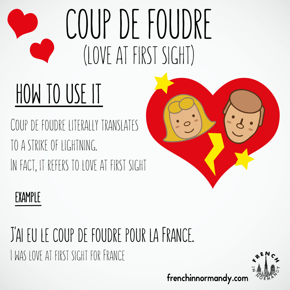 how to know if it is love at first sight