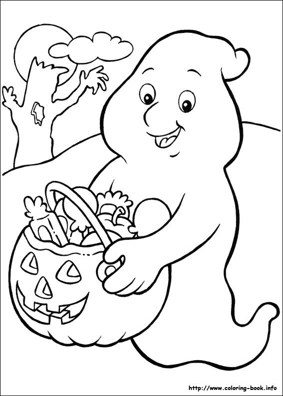 Halloween Coloring Page Halloween Coloring Pages Halloween
