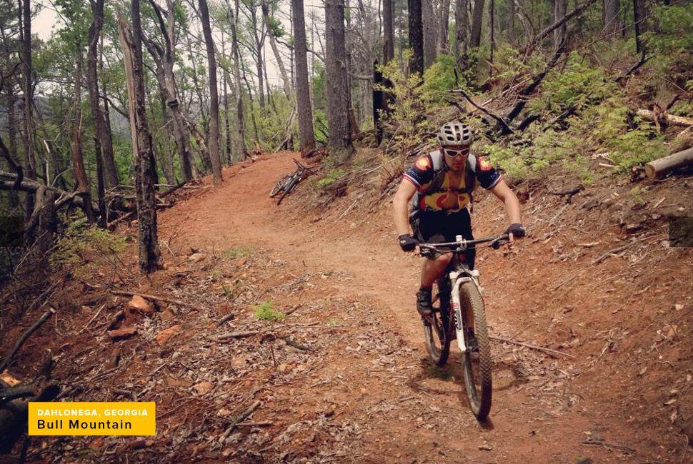 Best American Mountain Bike Trails Mountain Bike Trails Bike