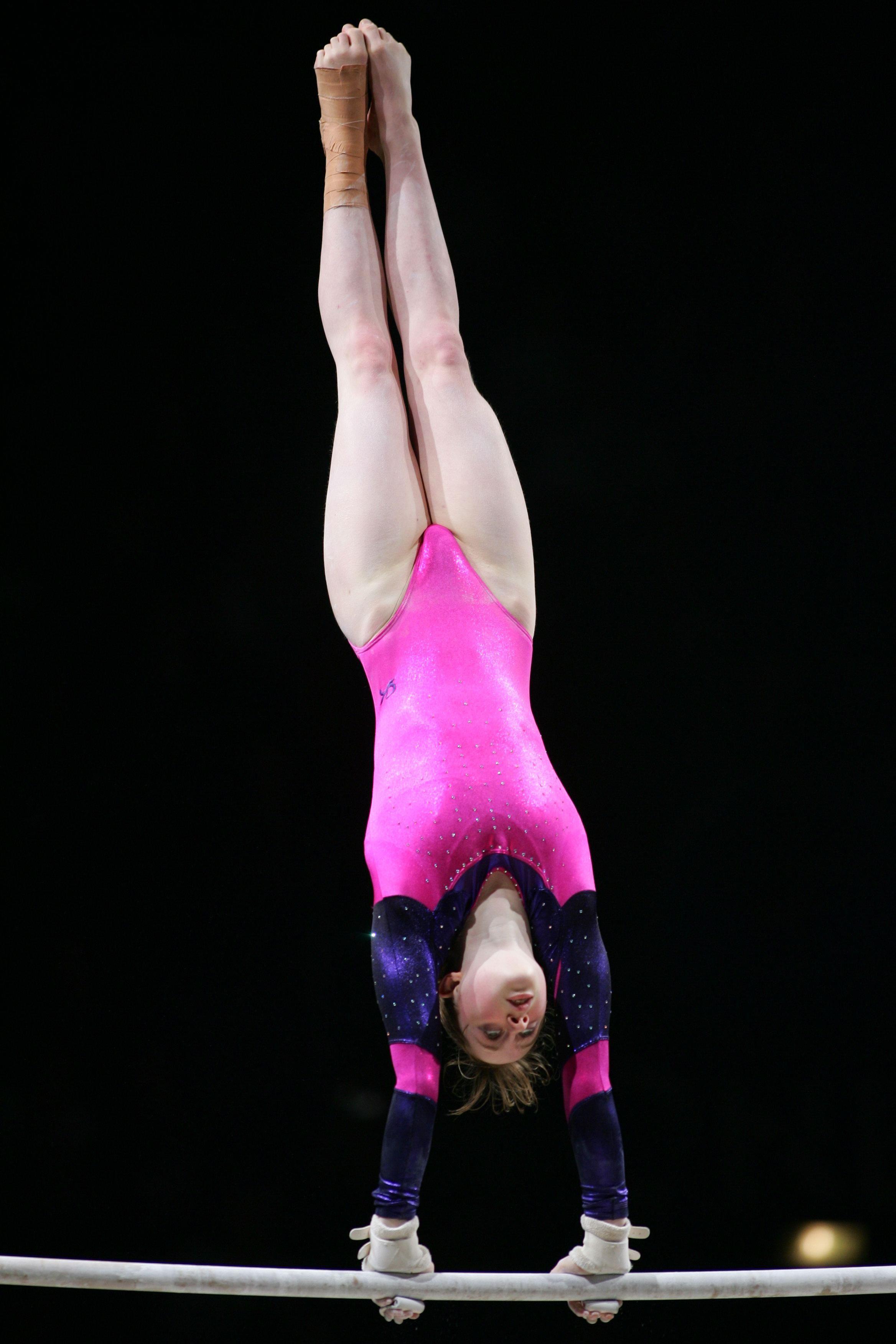 Gymnast Oops